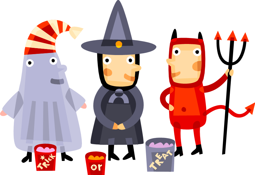 These ESL Halloween conversations will help you learn the ESL Halloween vocabulary.