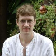 Jolyon Dodgson ESL teacher