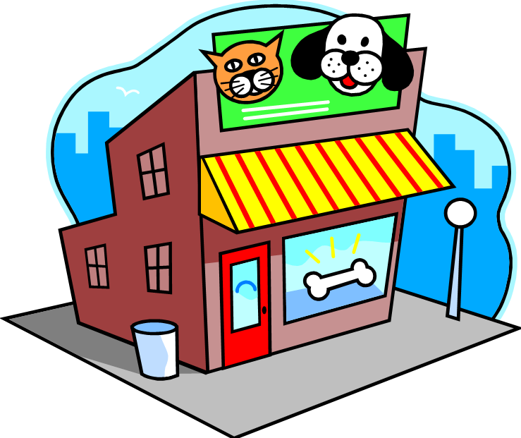 If you visit a pet shop to get a furry friend you will need to have an ESL pets conversation with the shop owner.