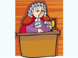 This ESL legal vocabulary will help you if you are ever in-front of a judge.